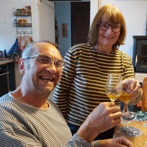 Christelle et Gilles WICKY